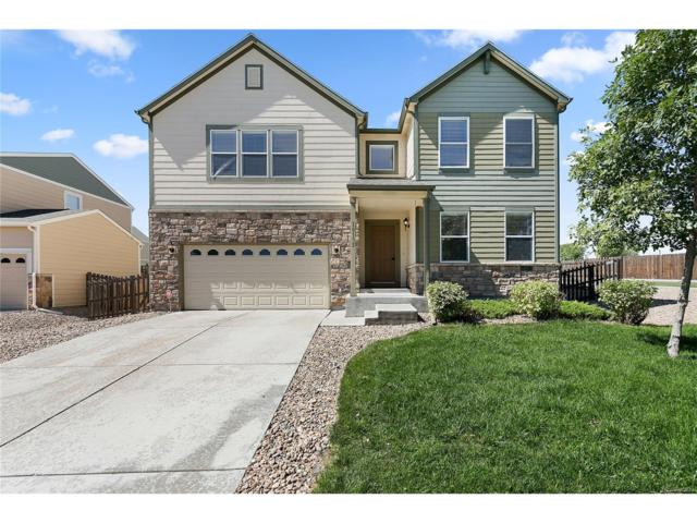 10195 Fraser Street, Commerce City, CO 80022 (#3734418) :: The Peak Properties Group