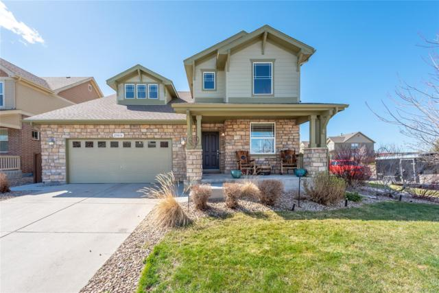 25016 E 4th Place, Aurora, CO 80018 (#3735012) :: The Peak Properties Group