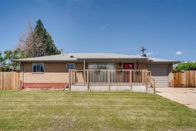 7161 Clay Street, Westminster, CO 80030 (#3735227) :: The Heyl Group at Keller Williams