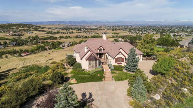 10757 Highland View Court, Littleton, CO 80124 (#3735369) :: The Tamborra Team