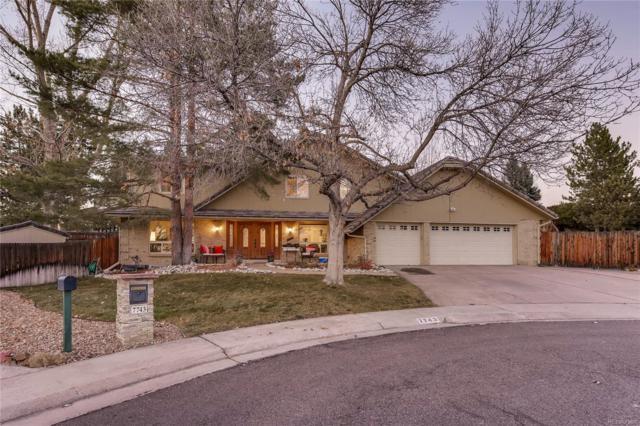 7743 S Yukon Way, Littleton, CO 80128 (#3735395) :: Colorado Home Finder Realty