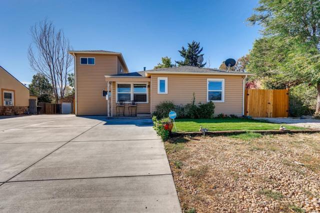 3210 W Jewell Avenue, Denver, CO 80219 (#3735588) :: The HomeSmiths Team - Keller Williams