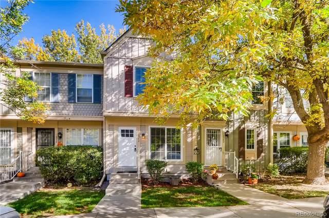 10340 W Dartmouth Avenue, Lakewood, CO 80227 (#3735687) :: Colorado Home Finder Realty