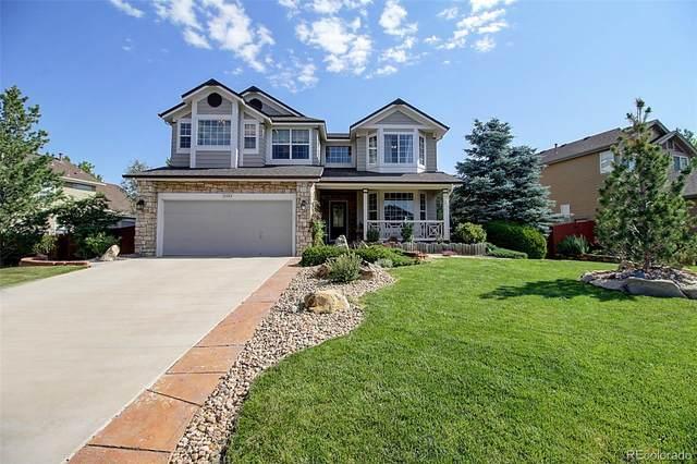 21561 Unbridled Avenue, Parker, CO 80138 (#3735698) :: Venterra Real Estate LLC