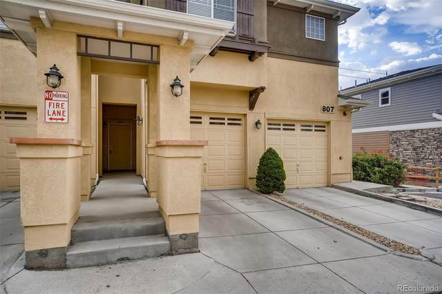 807 E 98th Avenue #308, Thornton, CO 80229 (#3735733) :: Peak Properties Group