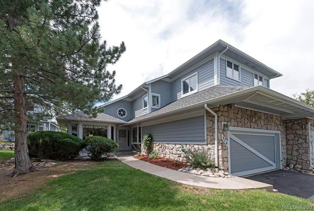 174 Players Club Drive, Castle Rock, CO 80104 (#3735775) :: The DeGrood Team