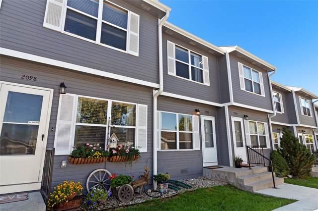 2096 Oakcrest Circle, Castle Rock, CO 80104 (MLS #3735935) :: 8z Real Estate