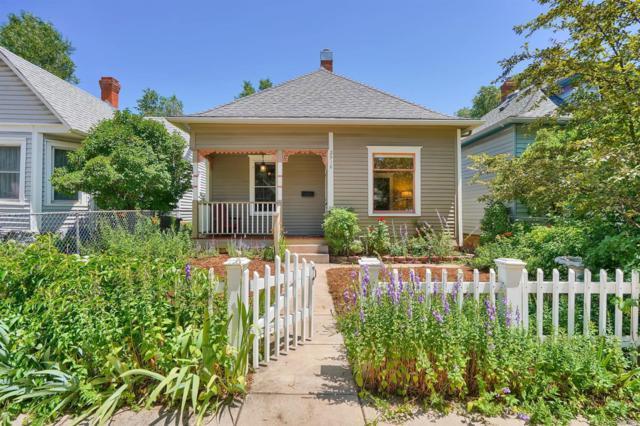 2930 W Kiowa Street, Colorado Springs, CO 80904 (#3735978) :: Compass Colorado Realty