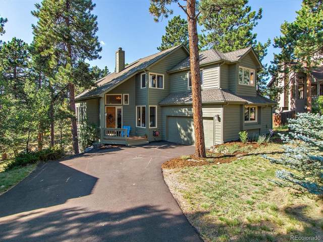 29972 Troutdale Ridge Road, Evergreen, CO 80439 (#3736685) :: The DeGrood Team