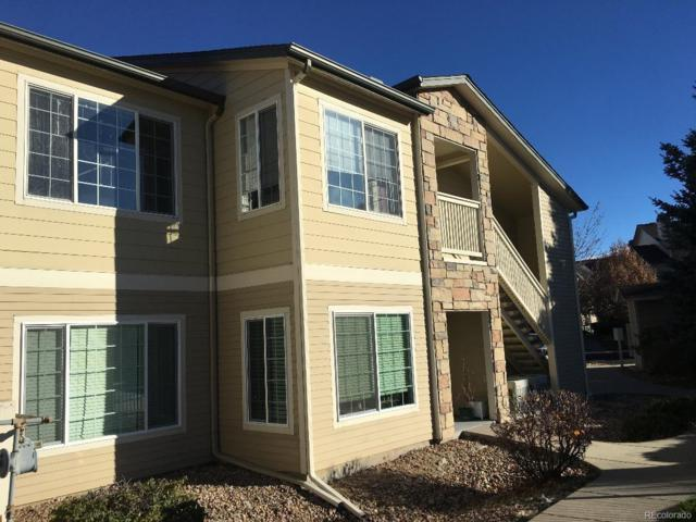 9963 E Carolina Circle #202, Aurora, CO 80247 (#3736692) :: Wisdom Real Estate