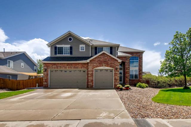 11874 Cattle Lane, Parker, CO 80134 (#3736783) :: The Pete Cook Home Group