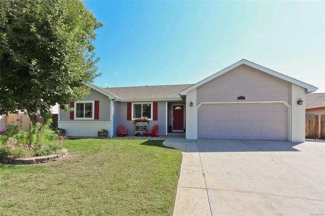 515 Pebble Beach Avenue, Johnstown, CO 80534 (MLS #3736948) :: 8z Real Estate
