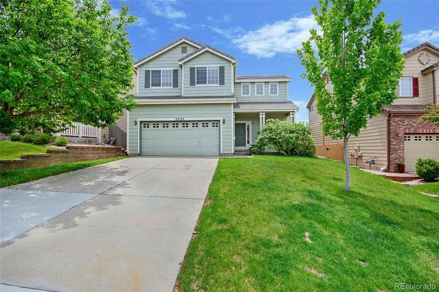 22122 E Belleview Place, Aurora, CO 80015 (#3737383) :: The Heyl Group at Keller Williams