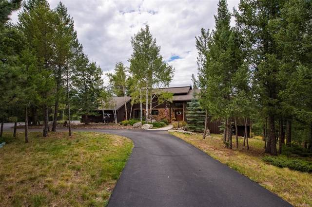 32909 Woodland Drive, Evergreen, CO 80439 (MLS #3737434) :: 8z Real Estate