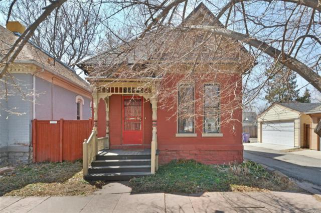 818 32nd Street, Denver, CO 80205 (#3737439) :: The HomeSmiths Team - Keller Williams