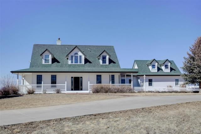 43312 Pearson Ranch Loop, Parker, CO 80138 (#3737763) :: Wisdom Real Estate