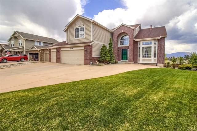 13868 Antelope Pass Place, Colorado Springs, CO 80921 (MLS #3737872) :: 8z Real Estate