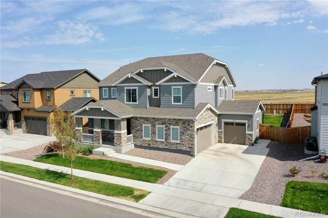 11712 Ouray Court, Commerce City, CO 80022 (#3738269) :: The DeGrood Team