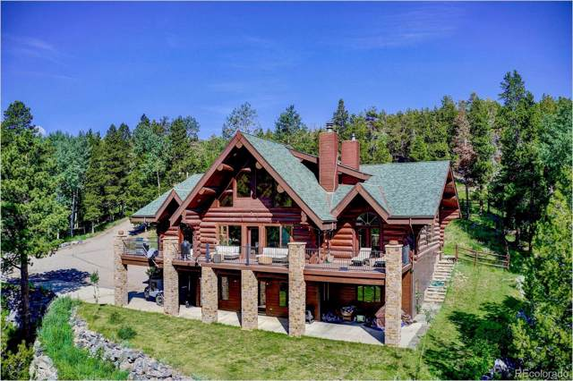 2880 Sinton Road, Evergreen, CO 80439 (MLS #3738399) :: 8z Real Estate