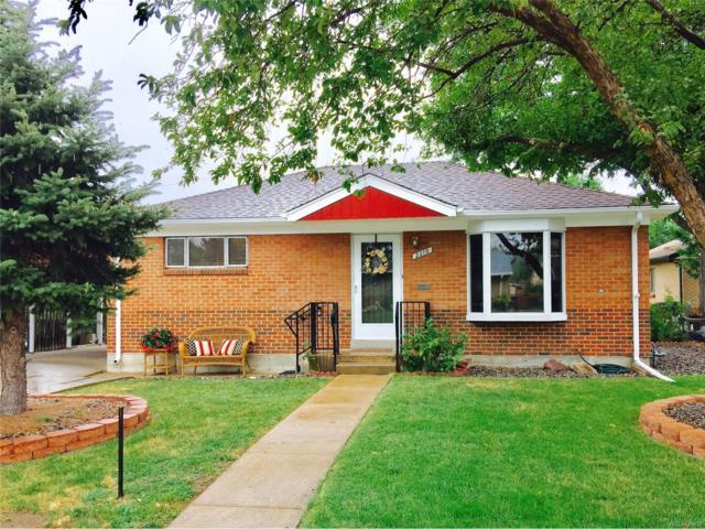 2310 Fern Drive, Denver, CO 80221 (MLS #3738596) :: 8z Real Estate