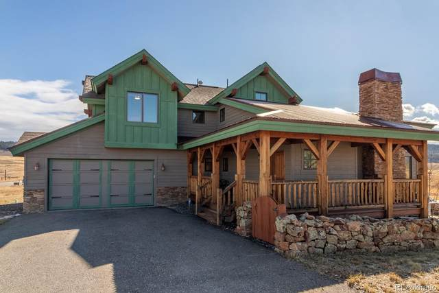 1745 Mountain Sky Lane, Granby, CO 80446 (#3738743) :: Wisdom Real Estate