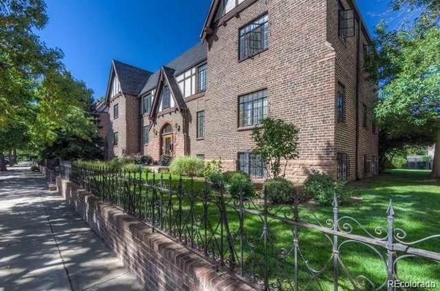 2233 Kearney Street #5, Denver, CO 80207 (#3738968) :: Real Estate Professionals
