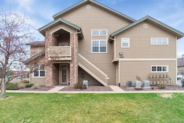 2850 W Centennial Drive J, Littleton, CO 80123 (#3739265) :: Compass Colorado Realty