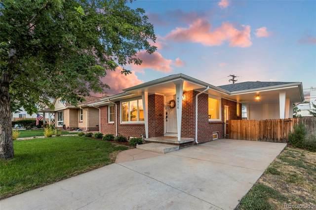 4510 S Acoma Street, Englewood, CO 80110 (#3739461) :: The HomeSmiths Team - Keller Williams