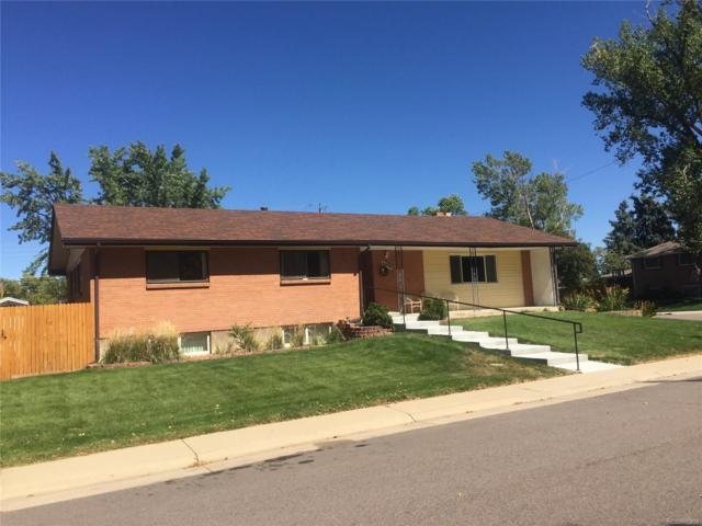 6098 S Westview Street, Littleton, CO 80120 (MLS #3739995) :: 8z Real Estate