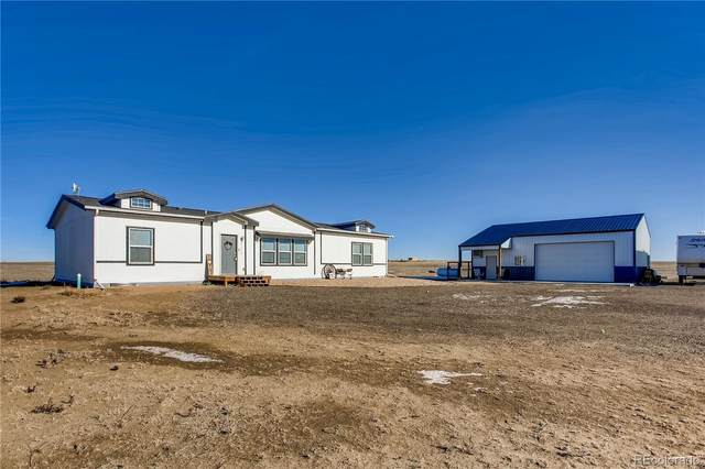 31715 County Road 74, Galeton, CO 80622 (MLS #3740098) :: 8z Real Estate