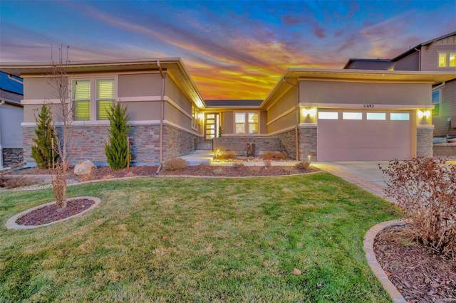 11692 Spotted Street, Parker, CO 80134 (MLS #3740108) :: Keller Williams Realty