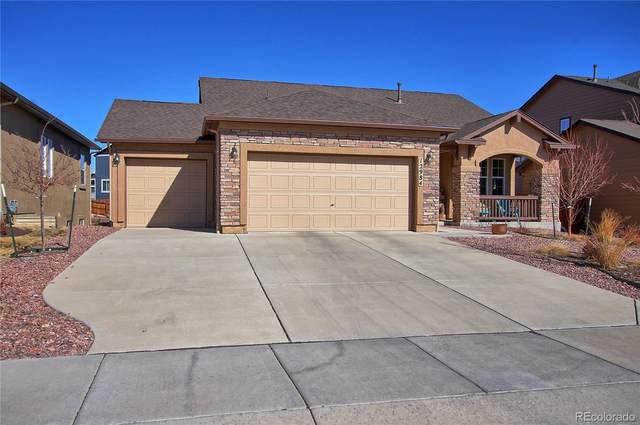 12984 Mt Harvard Drive, Peyton, CO 80831 (MLS #3740837) :: 8z Real Estate