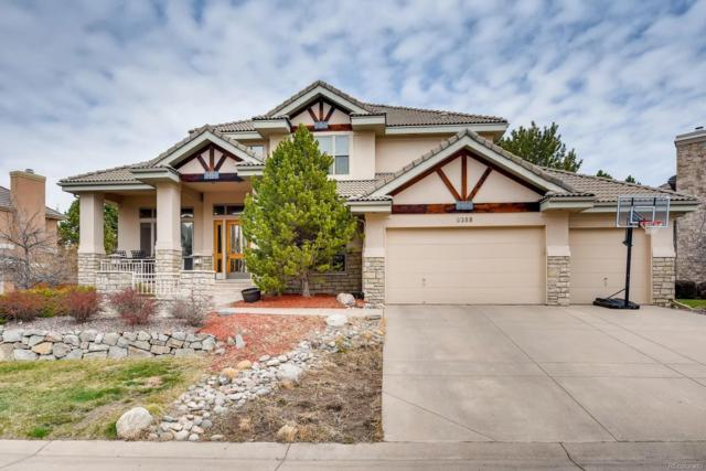 9388 S Star Hill Circle, Lone Tree, CO 80124 (#3740853) :: Compass Colorado Realty