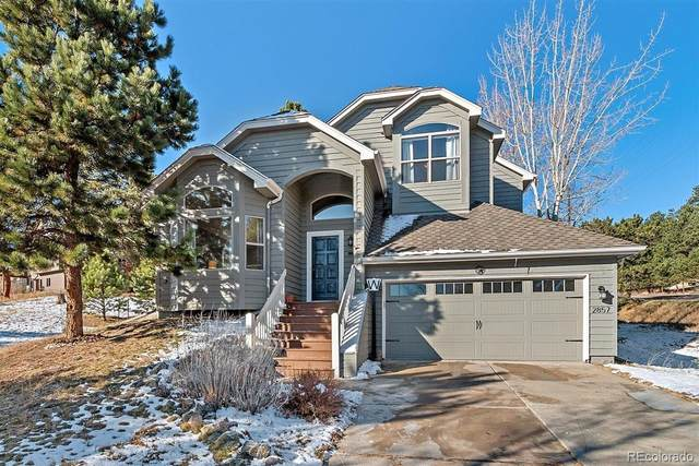 2857 Eagle View Court, Evergreen, CO 80439 (#3741169) :: The DeGrood Team