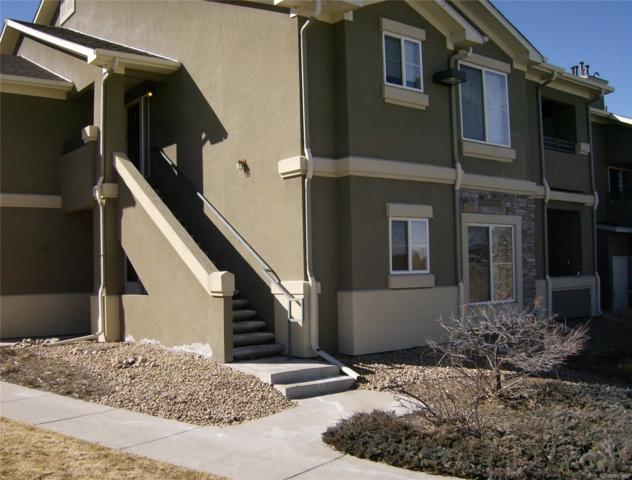 4464 Copeland Loop #101, Highlands Ranch, CO 80126 (#3741477) :: The Peak Properties Group