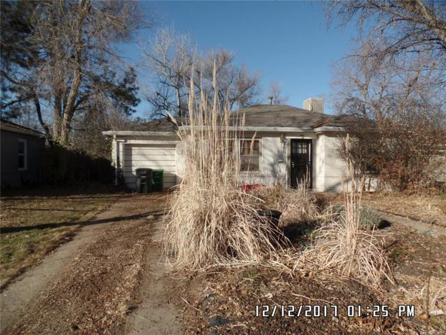 1125 Leyden Street, Denver, CO 80220 (#3741647) :: Wisdom Real Estate