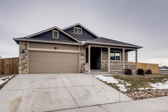 801 Rodgers Circle, Platteville, CO 80651 (MLS #3741929) :: Keller Williams Realty