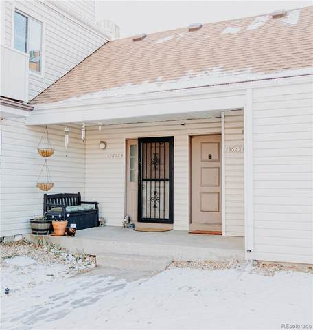 13623 E Yale Avenue A, Aurora, CO 80014 (MLS #3742023) :: Wheelhouse Realty