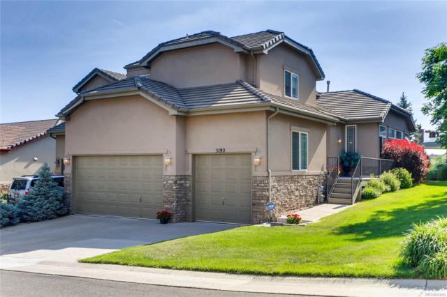 5192 Oak Hollow Drive, Morrison, CO 80465 (#3742045) :: My Home Team