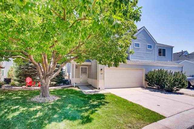 527 High Point Drive, Golden, CO 80403 (MLS #3742071) :: Clare Day with Keller Williams Advantage Realty LLC