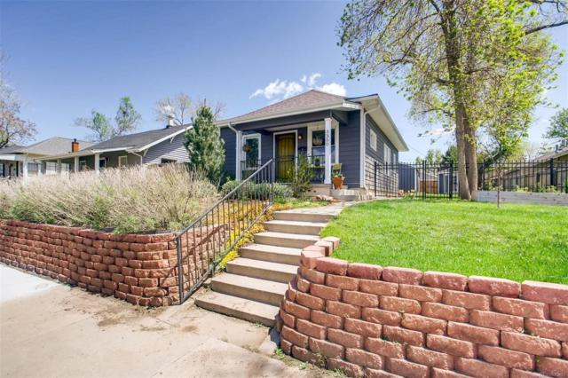 3350 S Logan Street, Englewood, CO 80113 (#3742154) :: The Heyl Group at Keller Williams