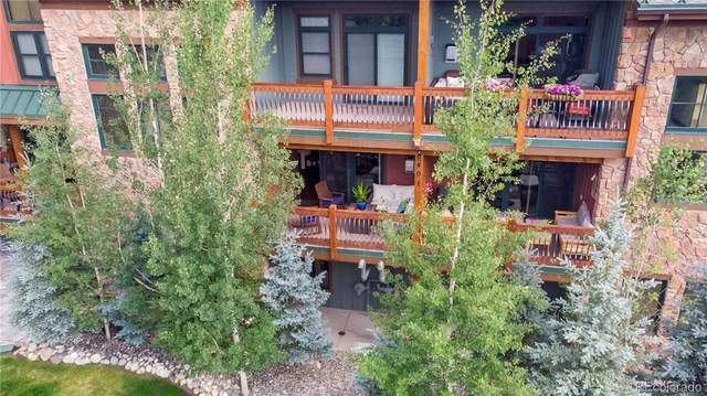 401 S Granite Street #16, Frisco, CO 80443 (#3742159) :: Bring Home Denver with Keller Williams Downtown Realty LLC