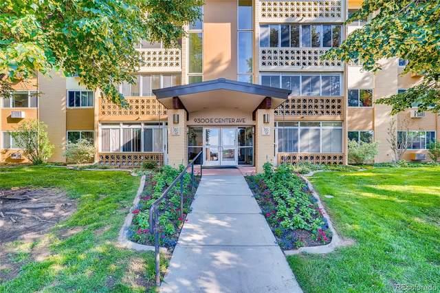 9300 E Center Avenue 12A, Denver, CO 80247 (MLS #3742448) :: Bliss Realty Group