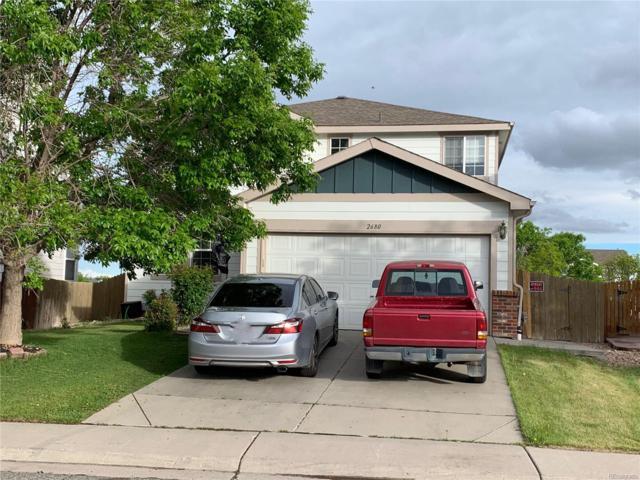 2680 E 110th Avenue, Northglenn, CO 80233 (MLS #3742484) :: 8z Real Estate