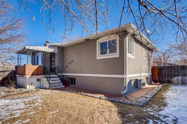 4370 Carr Street, Wheat Ridge, CO 80033 (MLS #3742504) :: 8z Real Estate
