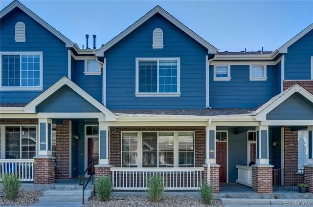 16159 E Geddes Lane #98, Aurora, CO 80016 (#3742800) :: Mile High Luxury Real Estate