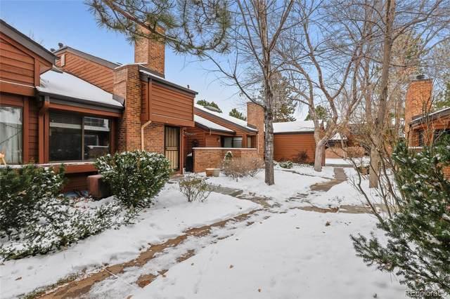 2685 S Dayton Way #127, Denver, CO 80231 (#3743296) :: Wisdom Real Estate