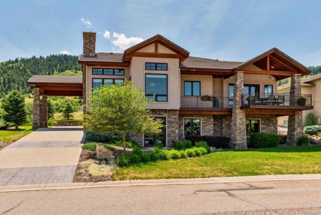 5981 Rain Dance Trail, Littleton, CO 80125 (#3743389) :: The Tamborra Team