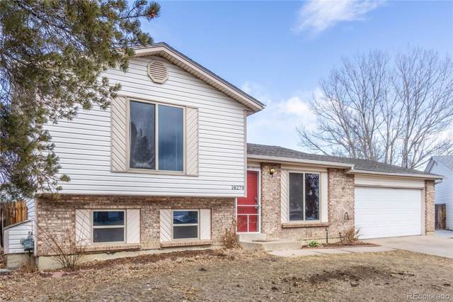 18279 E Asbury Place, Aurora, CO 80013 (MLS #3743450) :: Bliss Realty Group