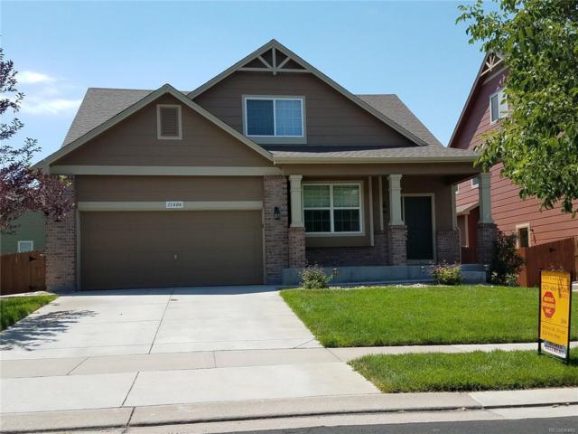 11404 E 111th Avenue, Henderson, CO 80640 (MLS #3743588) :: 8z Real Estate